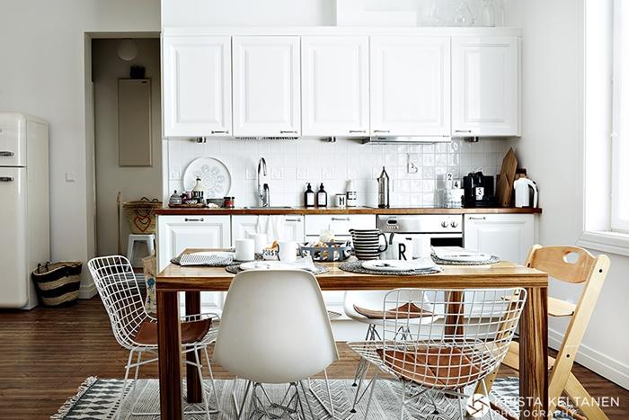 Sarin kaunis keittiö