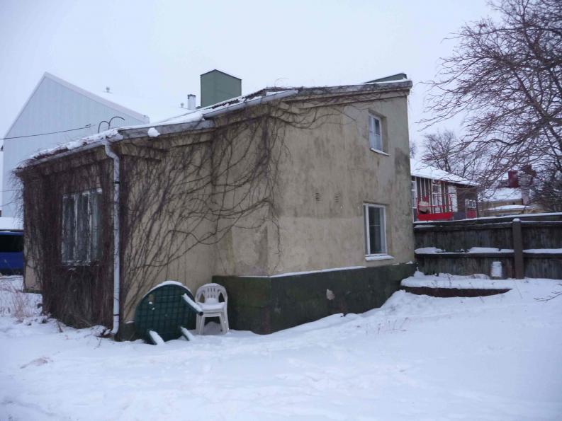 Talo sellaisena kuin sen löysimme